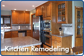 kitchen contractors - kitchen remodeling