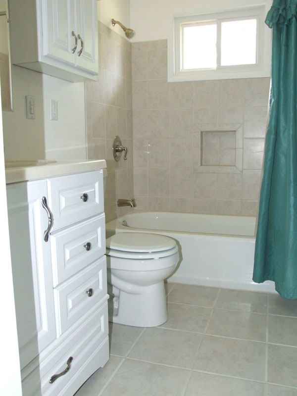 Bathroom contractors cleveland bathroom remodeling for The bathroom builders