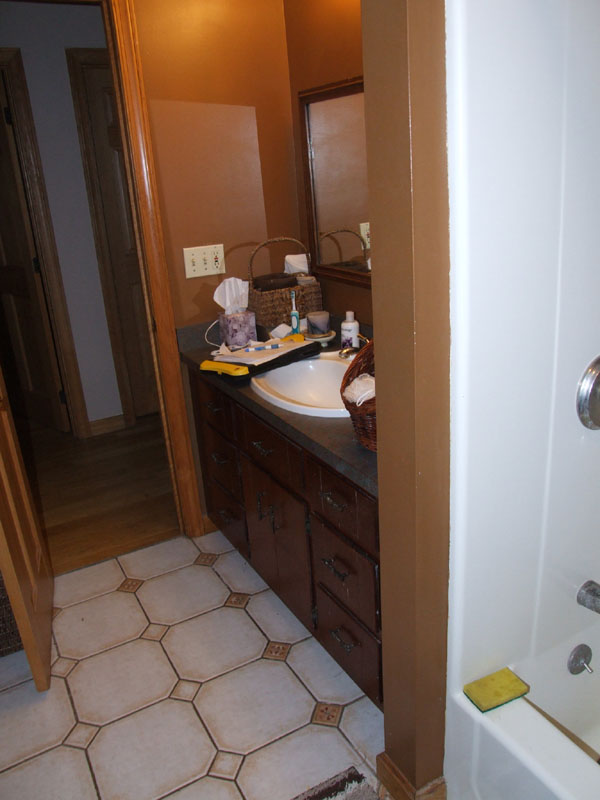 bathroom contractors before remodeling