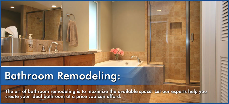 Home Remodeling Contractors Cleveland Ohio University Heights - Bathroom remodeling cleveland