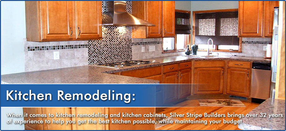 kitchen contractor - kitchen remodeling